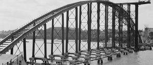 The American Society of Civil Engineers has declared the Gladesville Bridge an International Historic Civil Engineering Landmark.