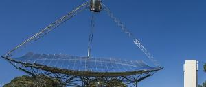 Scientists at The Australian National University (ANU) have set a world record for efficiency for a solar concentrator dish