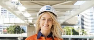 Monique Quirk is studying a Bachelor of Civil Engineering at Griffith University, while completing an industry placement with GHD.
