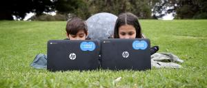 Thousands of kids across Australia have joined forces to set a world record for the greatest number of children coding at once, as part of Code Club Australia's Moonhack campaign.