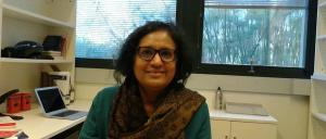 Dr Reihana Mohideen from the Melbourne School of Engineering. Photo: University of Melbourne