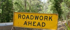 Roadwork in Western Australia. Photo: FreeImages.com/Vaughan Willis