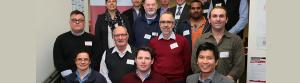 Participants at the CLM Mentoring Program