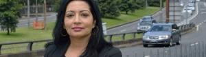 NSW MP and civil engineer Dr Mehreen Faruqi.