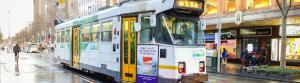 Melbourne tram photo courtesy Pixabay