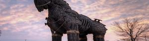 How do you know if a Trojan horse has quietly slipped by your IT design?