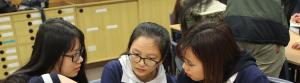 Samithy Heng and Intisarul Hoque took part in the UTS Regioneering trip.